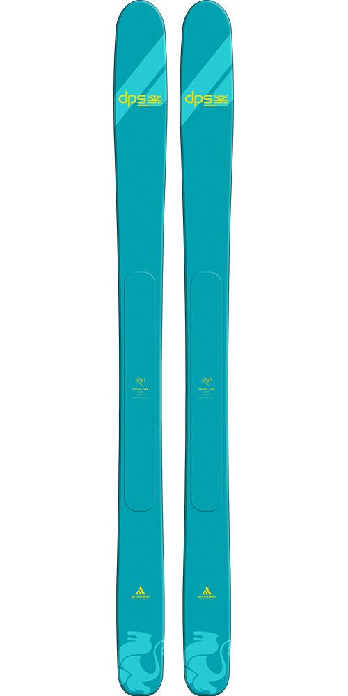 DPS Women's Yvette A100 RP Freeride Skis 2019 / 2020 0