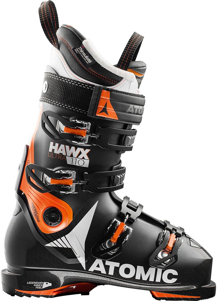 Atomic Hawx Ultra 110 Ski Boots 2016 / 2017 Black/orange 0