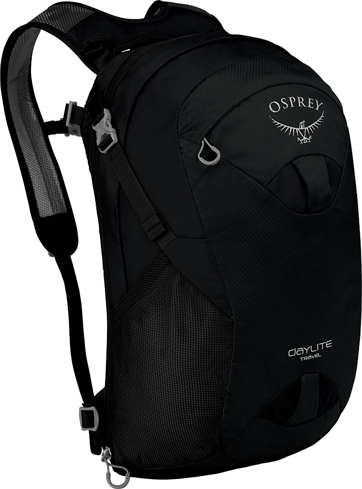 Osprey Daylite Travel Backpack Black 0
