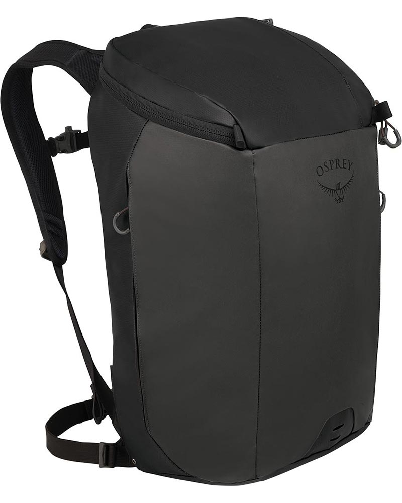Osprey Transporter Zip Backpack Black 0