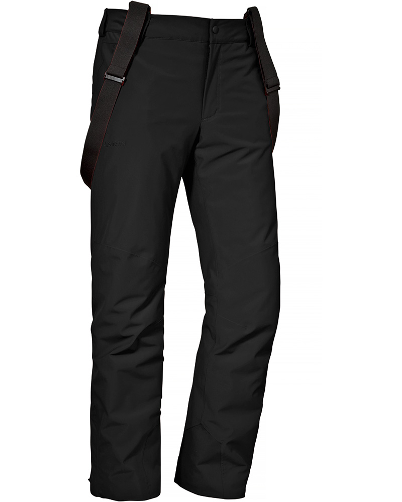 Schoffel Men's Bern Ski Pants Long Leg Black 0