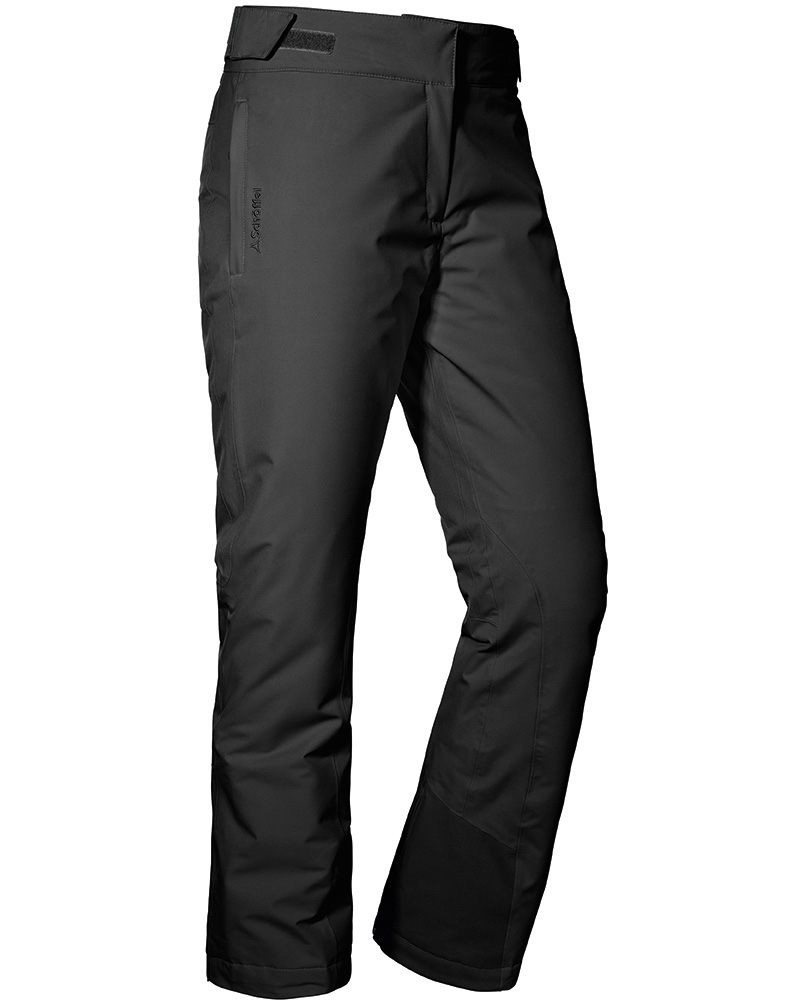Schoffel Women's Pinzgau Ski Pants Short Leg Black 0