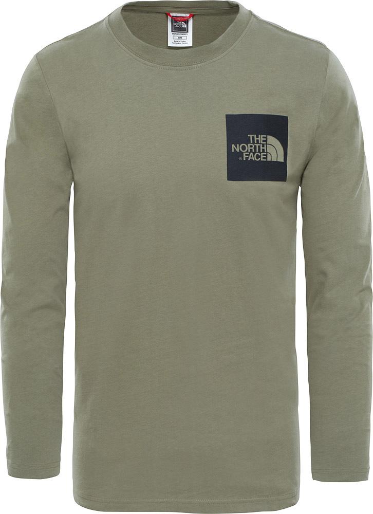 The North Face Men's L/S Fine T Shirt 0