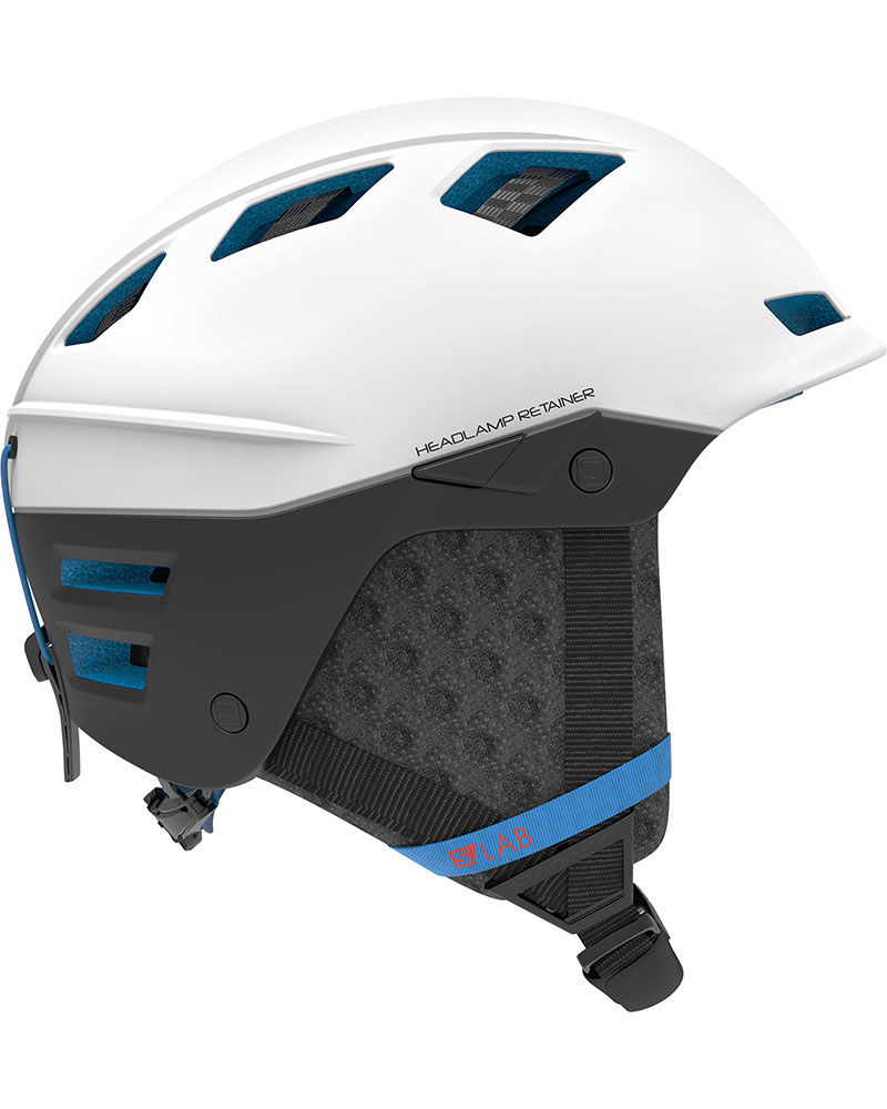 Salomon Mtn Lab Snowsports Helmet 2019 / 2020 White 0