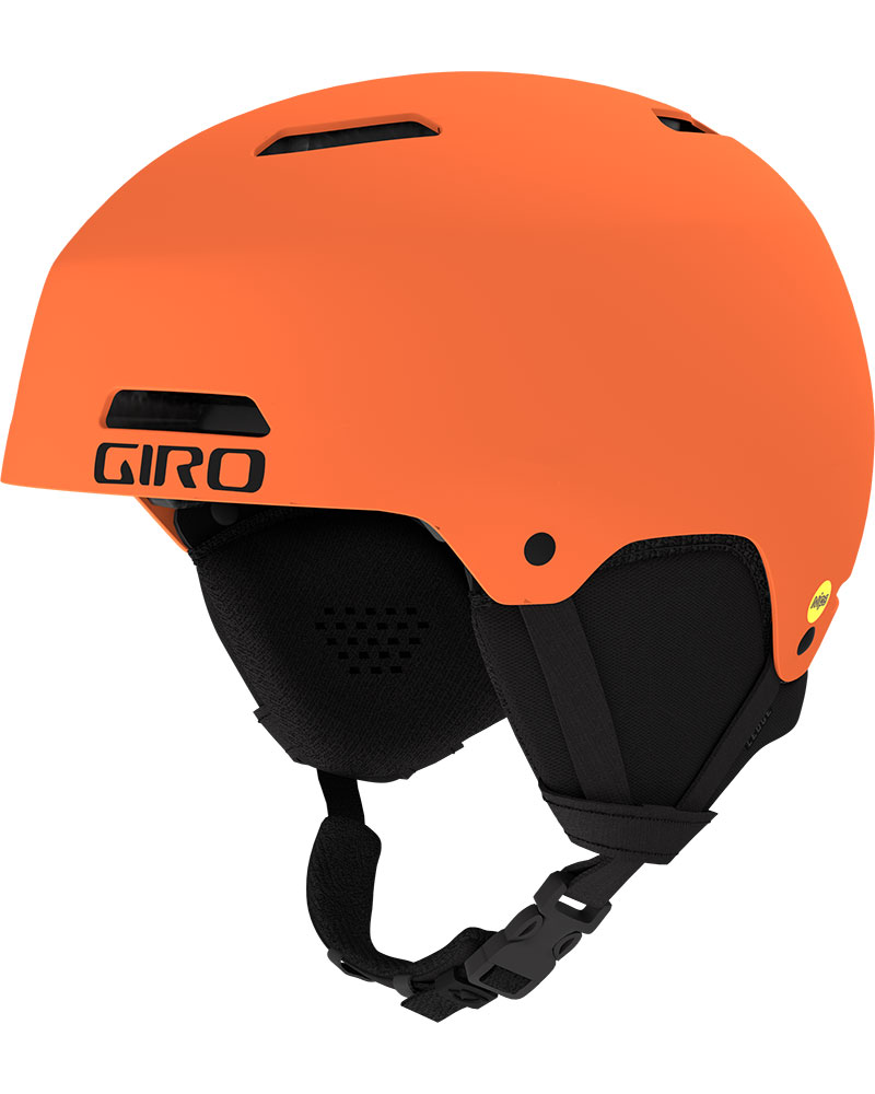 Giro Ledge MIPS Snowsports Helmet 2019 / 2020 Deep Orange 0