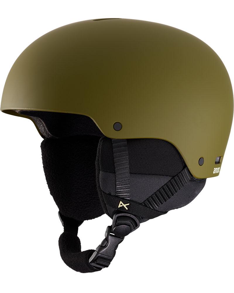 Anon Raider 3 Snowsports Helmet 2019 / 2020 Olive 0