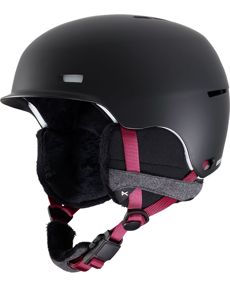 Anon Women's Raven Snowsports Helmet 2019 / 2020 Black 0