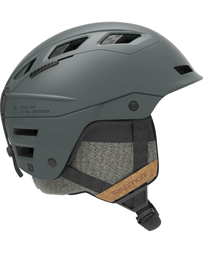 Salomon QST Charge Snowsports Helmet 2019 / 2020 Green Gables 0