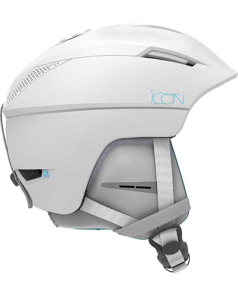 Salomon Women's Icon2 MIPS Snowsports Helmet 2019 / 2020 White 0