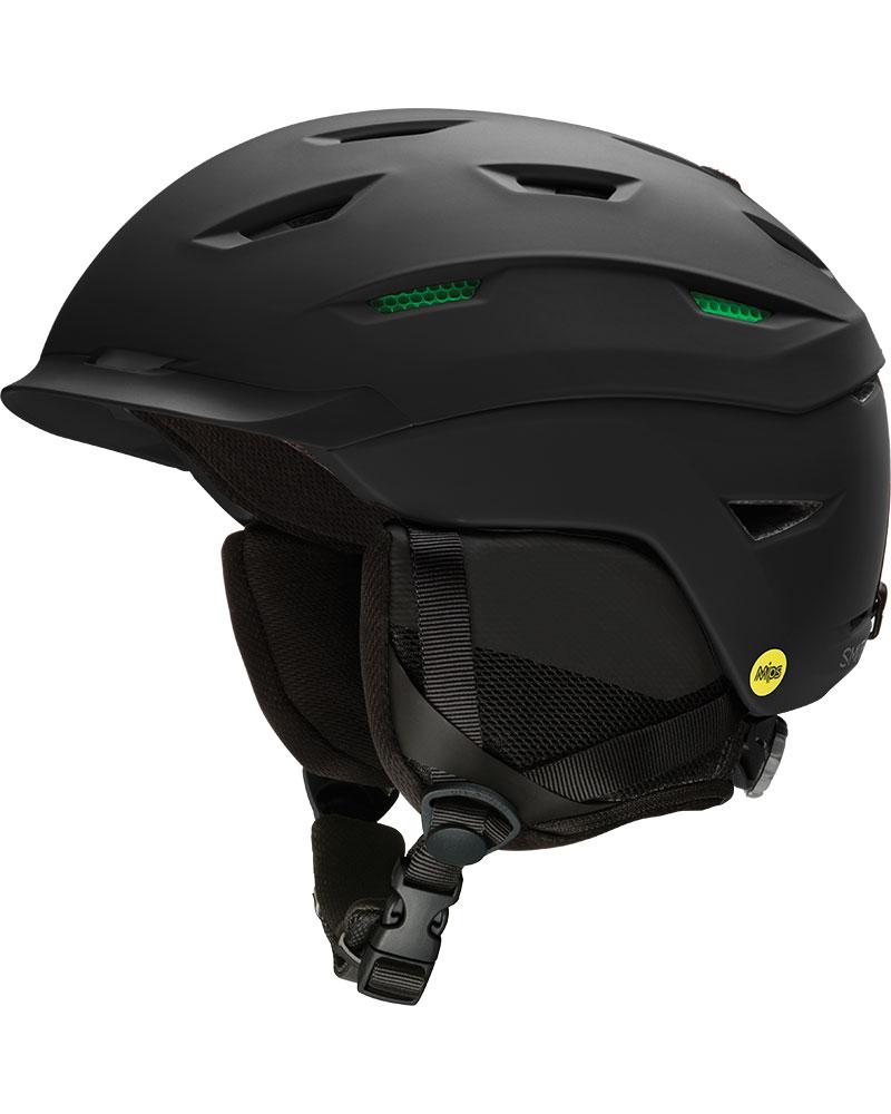 Smith Level MIPS Snowsports Helmet 2019 / 2020 Matte Black 0
