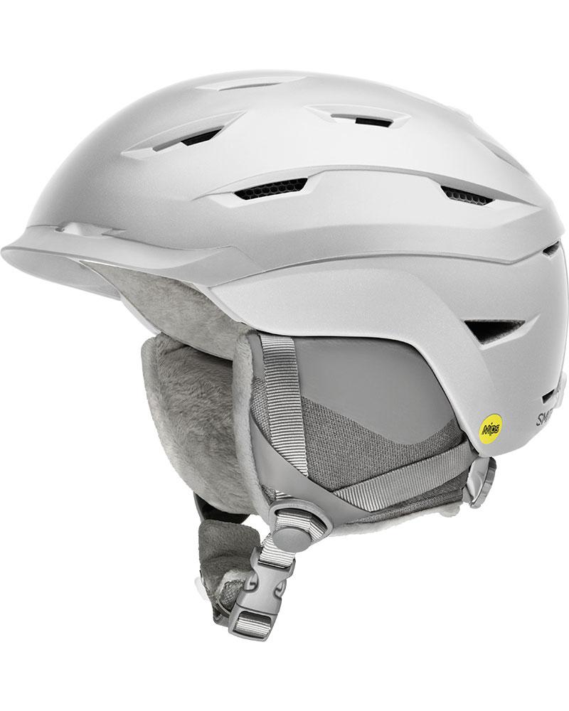 Smith Women's Liberty MIPS Snowsports Helmet 2019 / 2020 Satin White 0