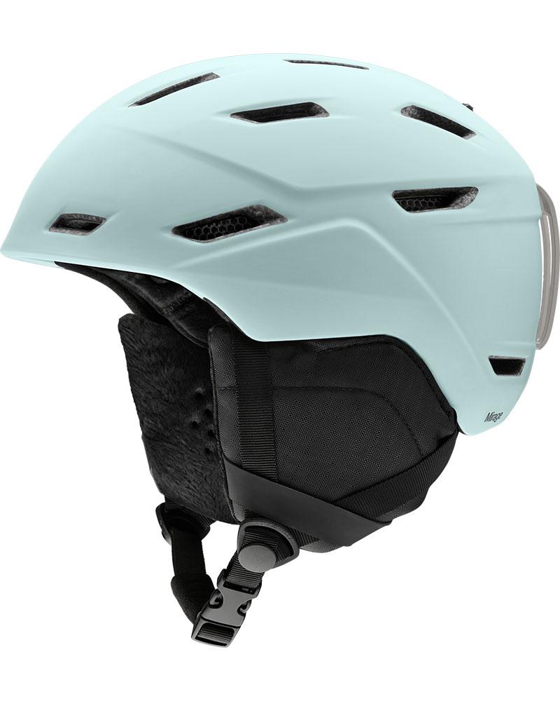 Smith Women's Mirage Snowsports Helmet 2019 / 2020 Matte Pale Mint 0