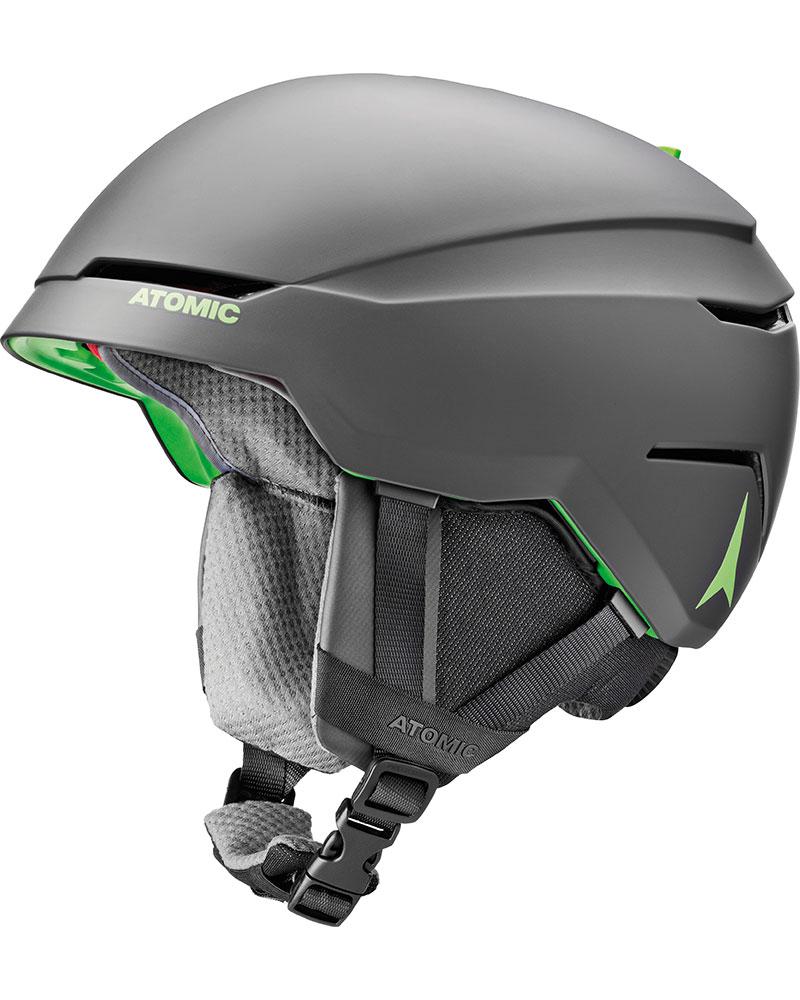 Atomic Savor AMID Snowsports Helmet 2019 / 2020 Grey/Green 0