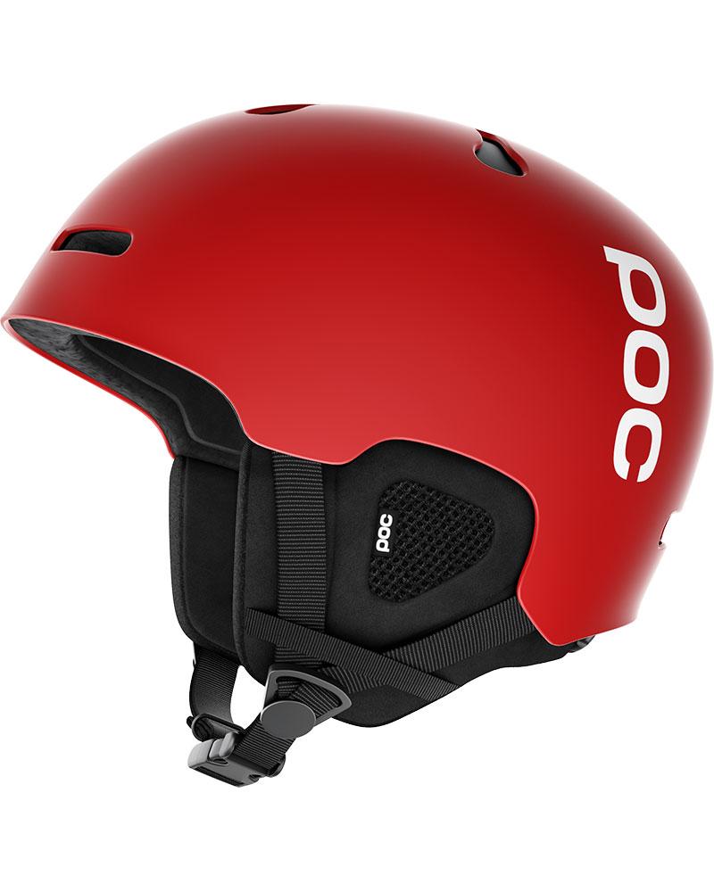 POC Auric Cut Snowsports Helmet 2019 / 2020 Prismane Red 0