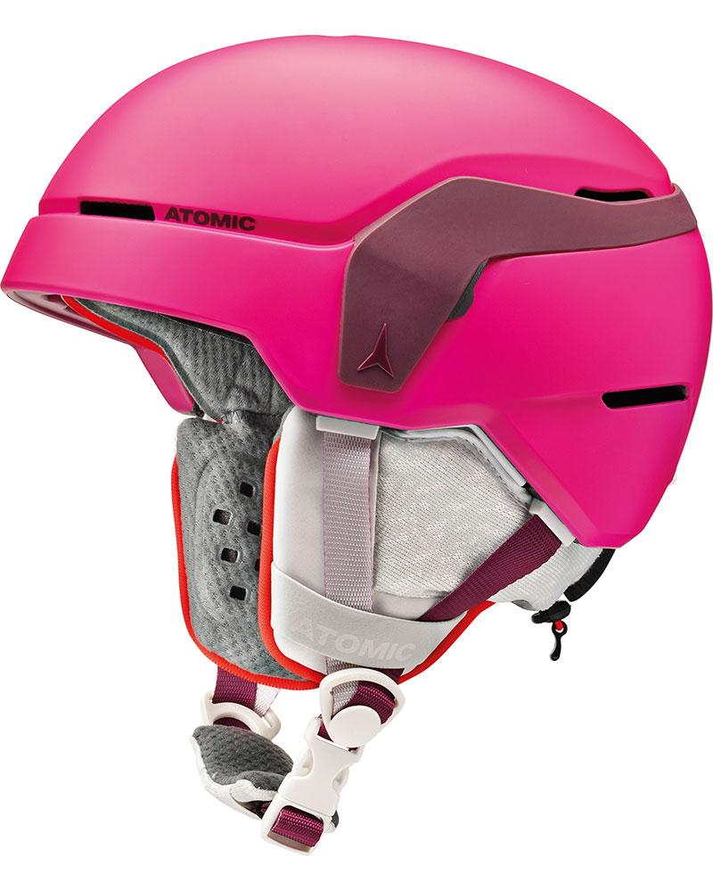 Atomic Girls' Count JR Snowsports Helmet 2019 / 2020 Berry 0