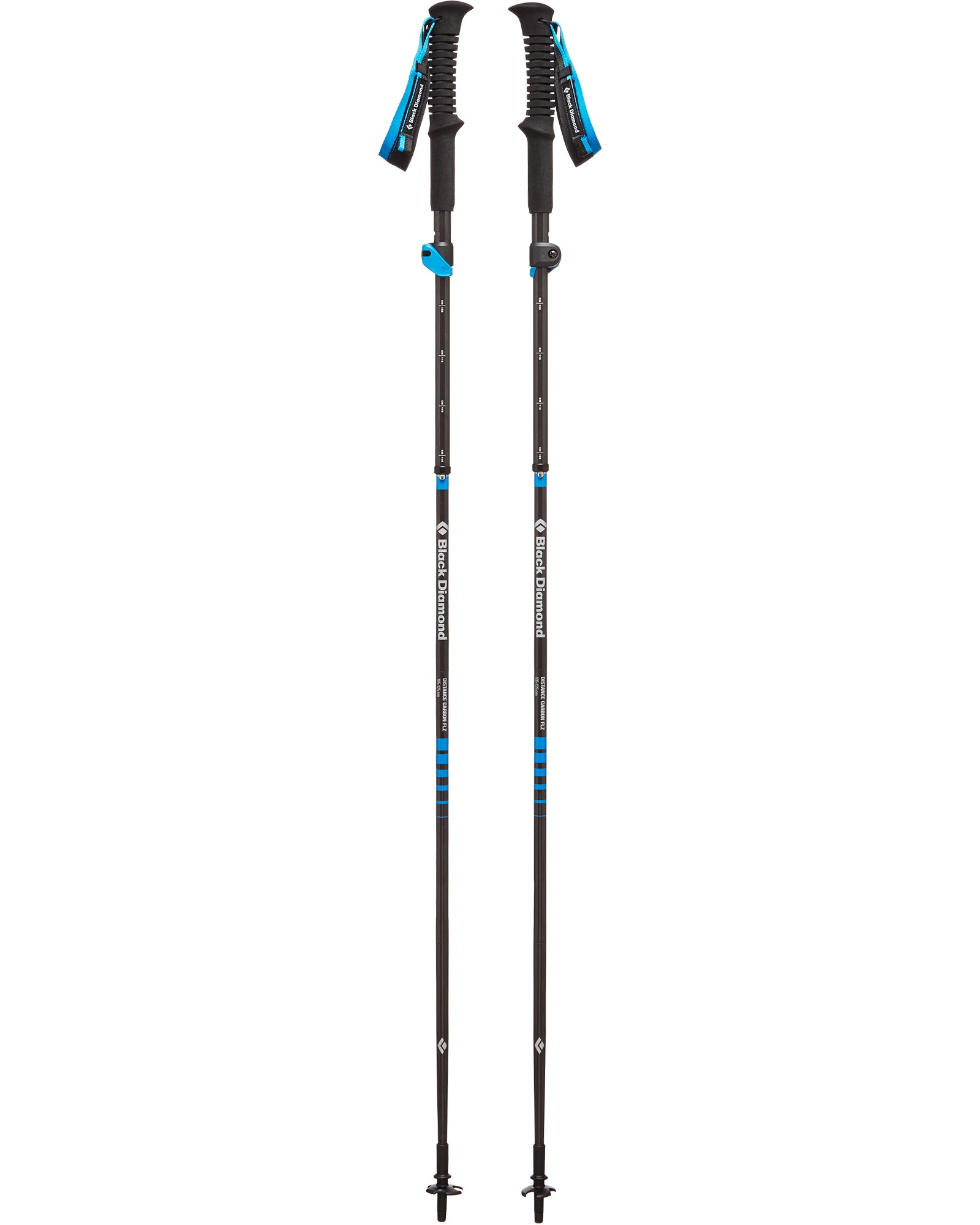 Product image of Black Diamond Distance Carbon FLZ Walking Poles (Pair)