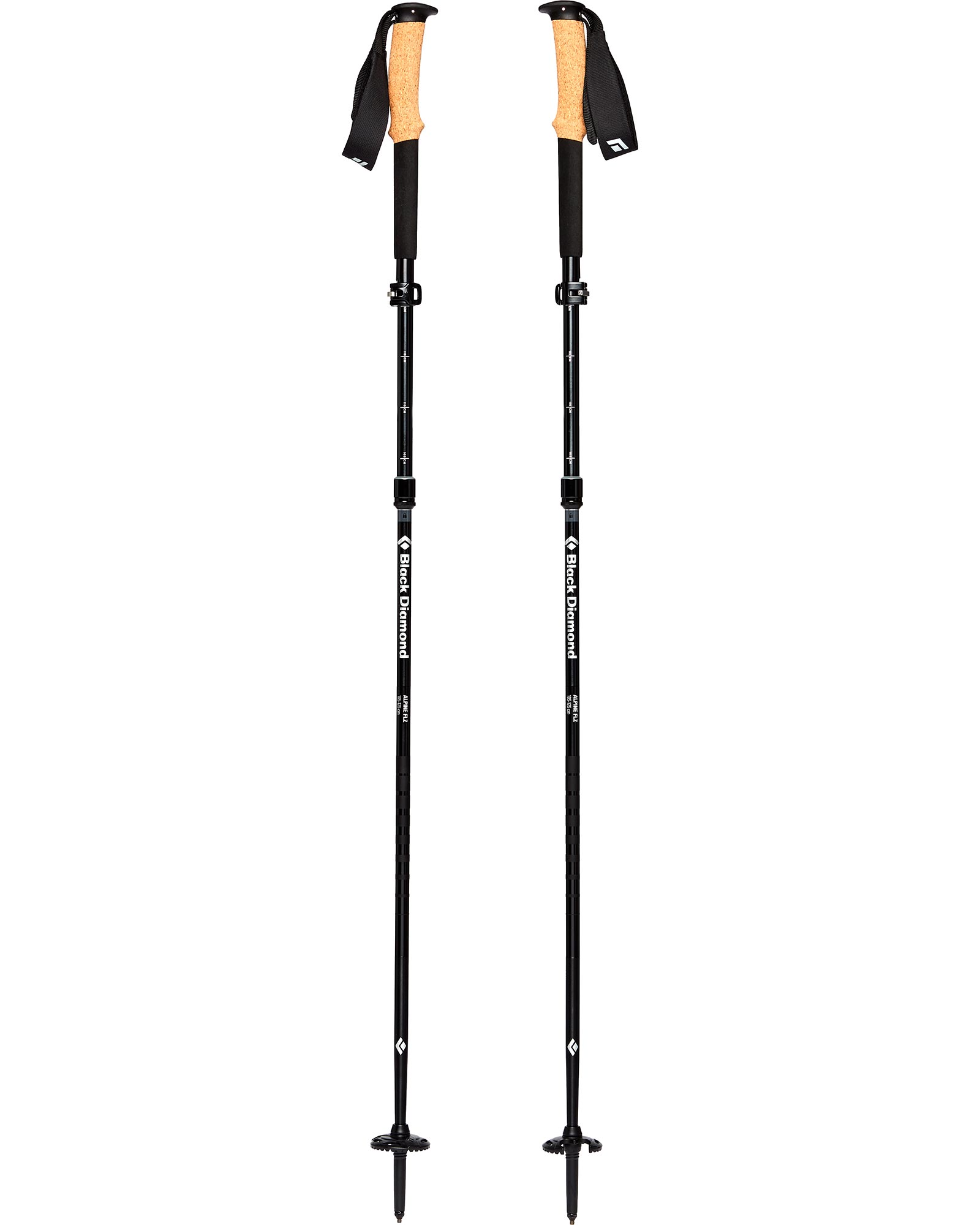 Product image of Black Diamond Alpine FLZ Walking Poles (Pair)