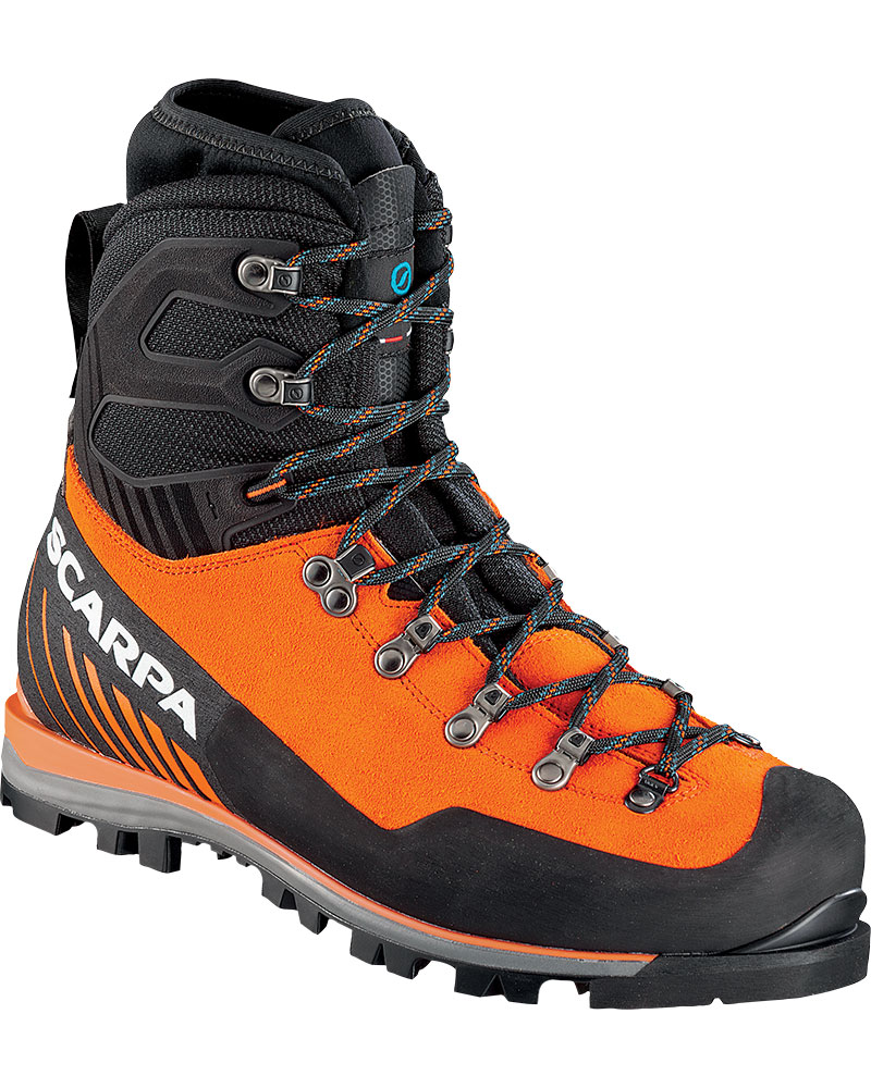 Scarpa Men's Mont Blanc Pro GORE-TEX Mountaineering Boots 0