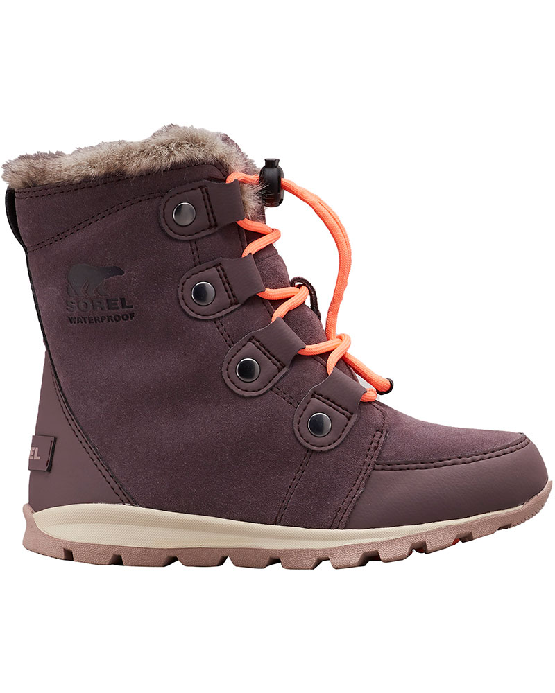 Sorel Youth Whitney Suede Snow Boots 0