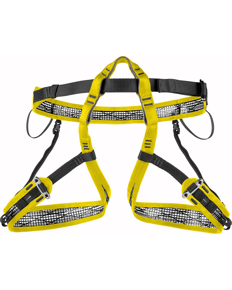 Grivel Mistral Climbing Harness Yellow 0