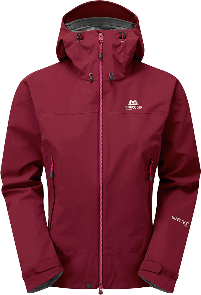 Mountain Equipment Women's Shivling GORE-TEX Pro Jacket 0