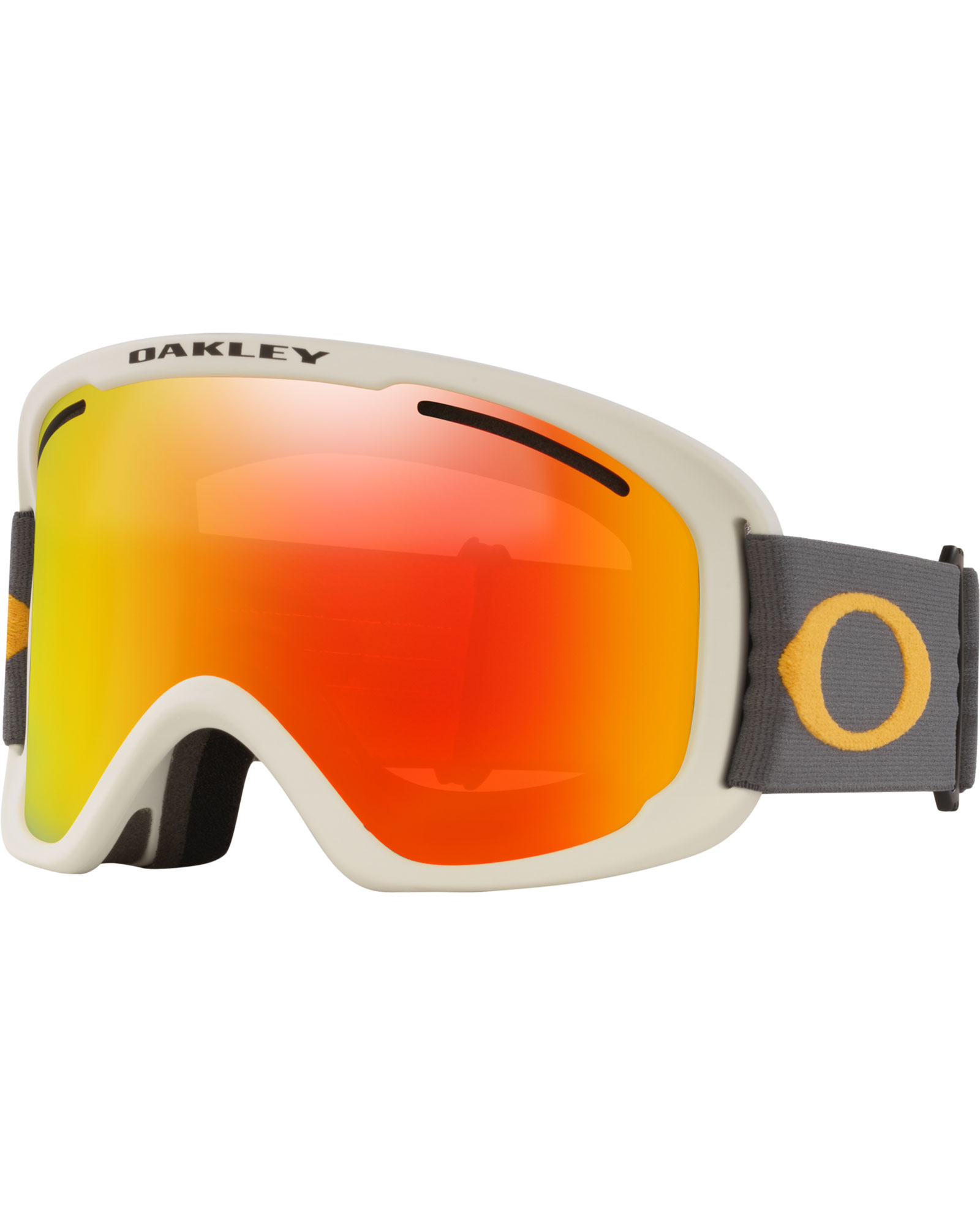 Oakley O Frame 2.0 Pro XL Dark Grey Orange / Fire Iridium + Persimmon Goggles 2020 / 2021 0