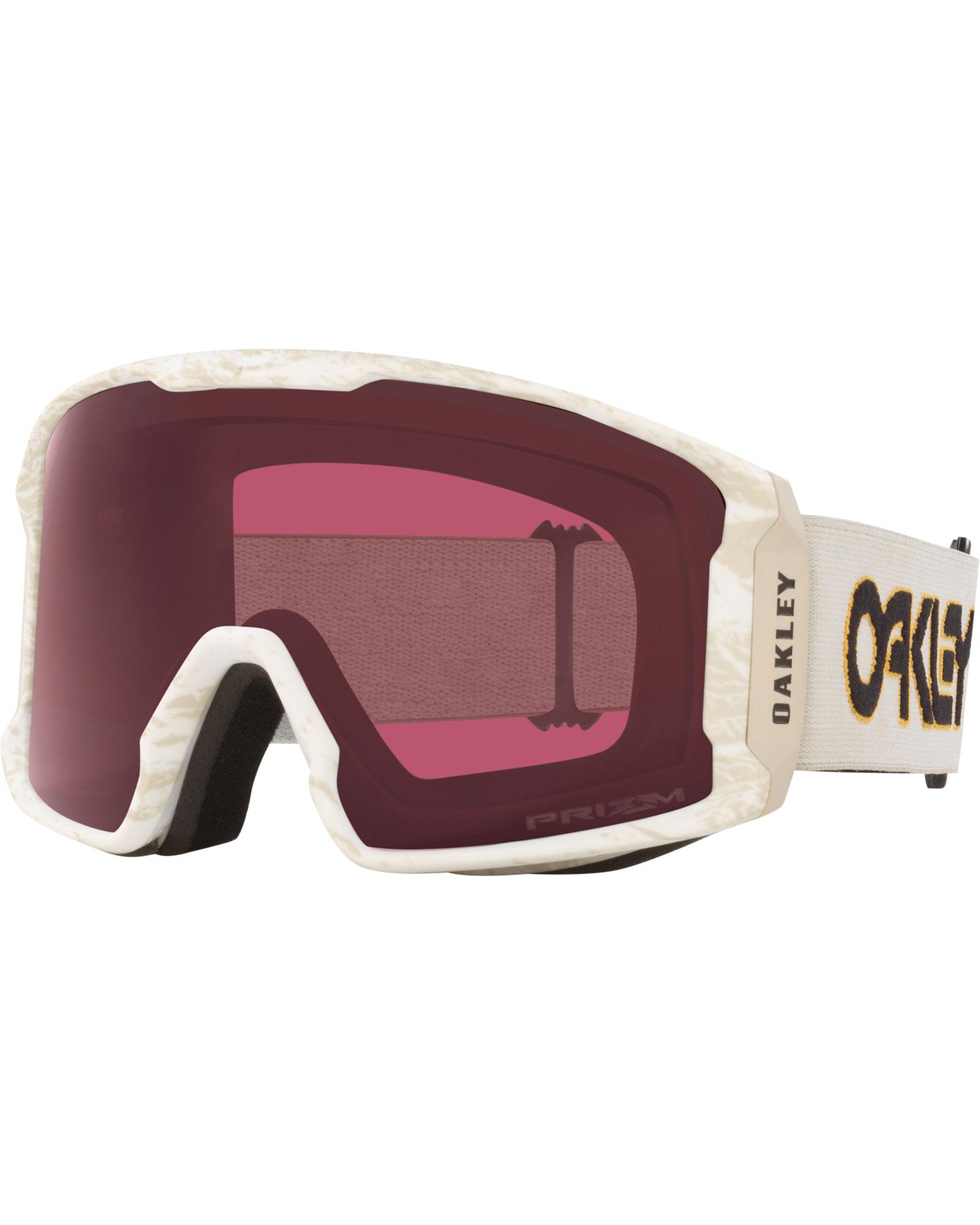Oakley Line Miner XL Stale SIG Lunar Rock / Prizm Dark Grey Goggles 2020 / 2021 0