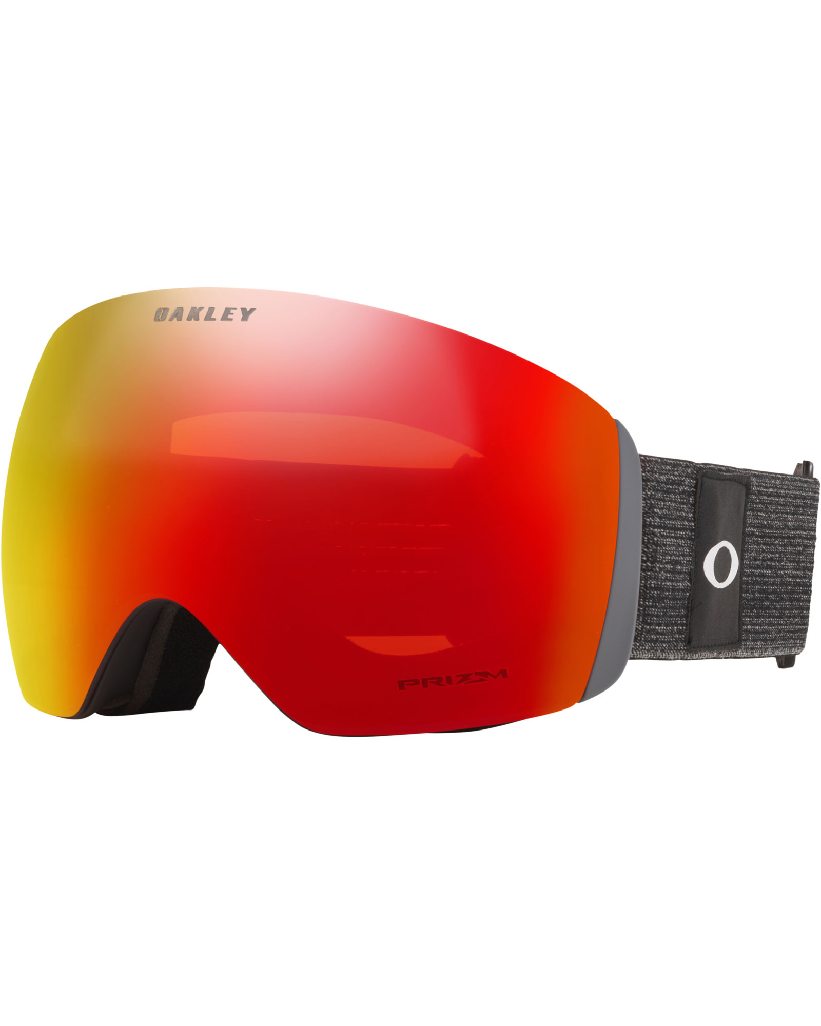 Oakley Flight Deck XL Heathered Black Grey / Prizm Torch Iridium Goggles 2020 / 2021 0
