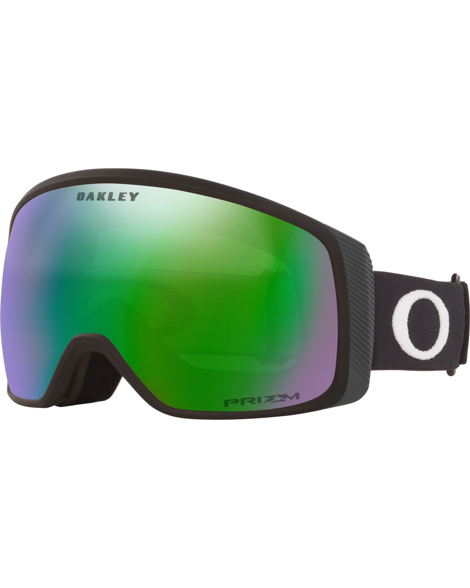 Oakley Flight Tracker XM Matte Black / Prizm Jade Iridium Goggles 2020 / 2021 0