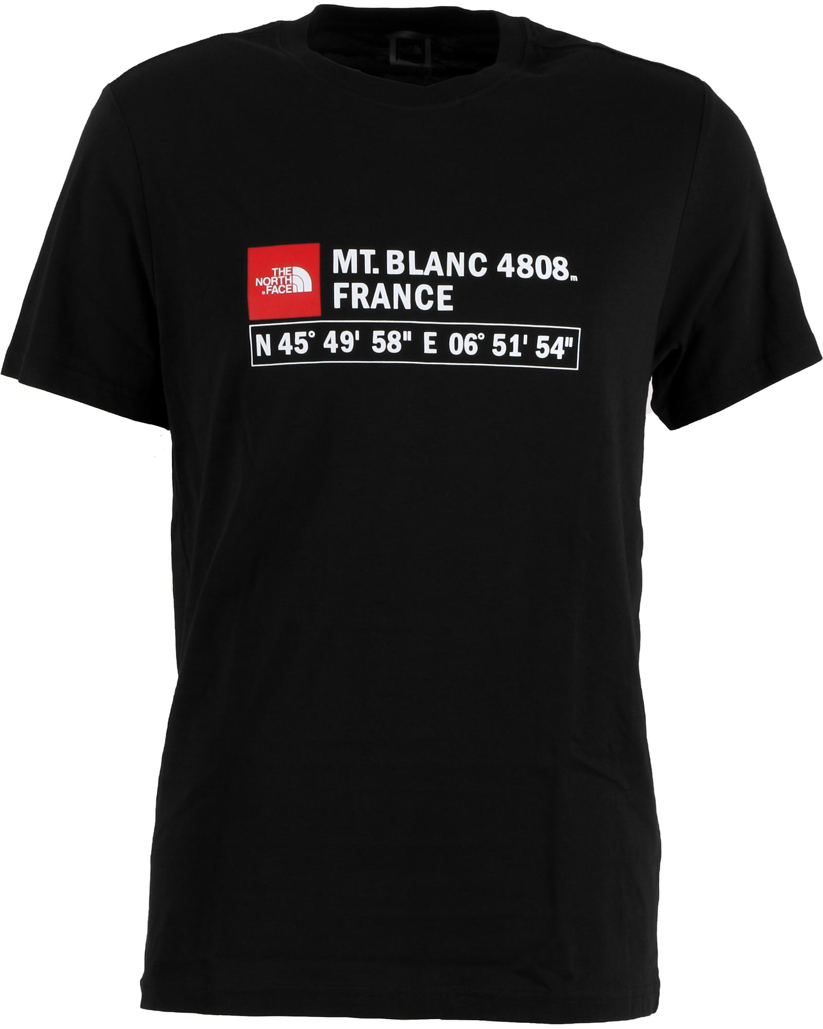 The North Face Mens Mt Blanc Gps T-shirt
