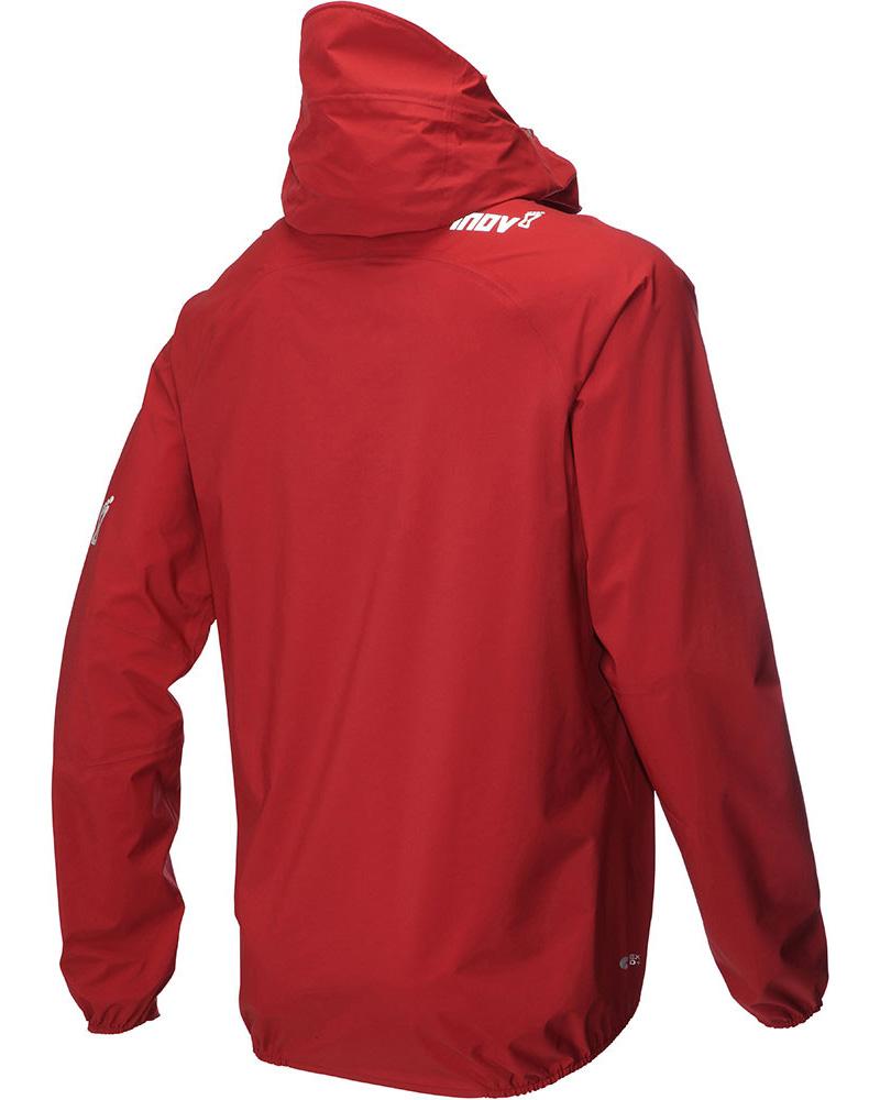 Inov-8 Pertex Shield Men's Full Zip Stormshell Jacket
