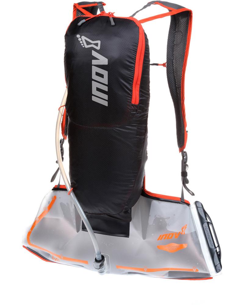 Inov-8 Race Pro Extreme 4 Backpack Black/Orange 0