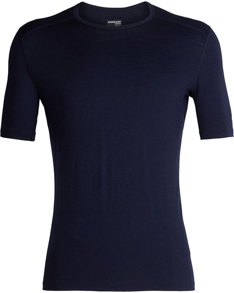 Icebreaker Men's Merino Bodyfit 200 Oasis S/S Crew 0