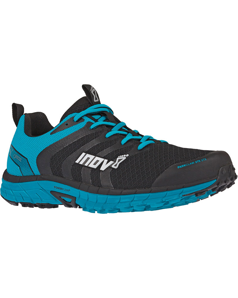 Inov-8 Men's Park Claw 275 GORE-TEX Invisible Fit Trail Running Shoes Black/Blue 0