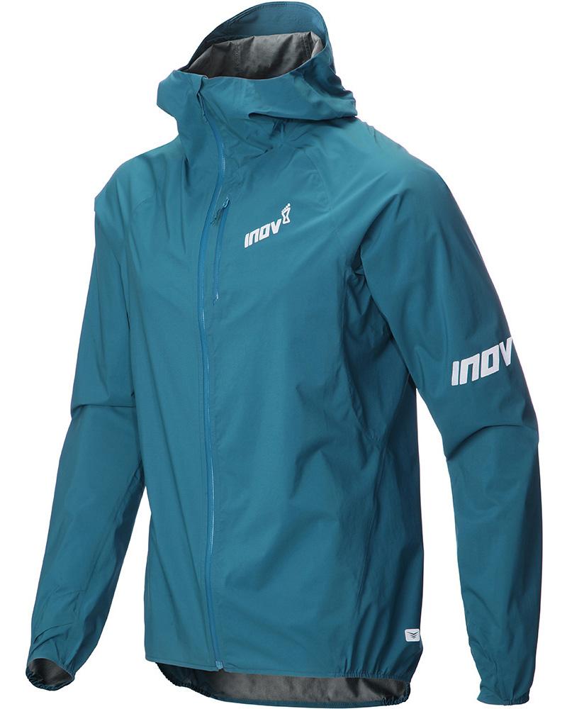 Inov-8 Men's Pertex Shield Full Zip Stormshell Jacket 0