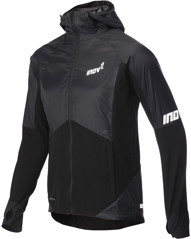 Inov-8 Men's Pertex Equilibrium Full Zip Softshell Pro Jacket 0