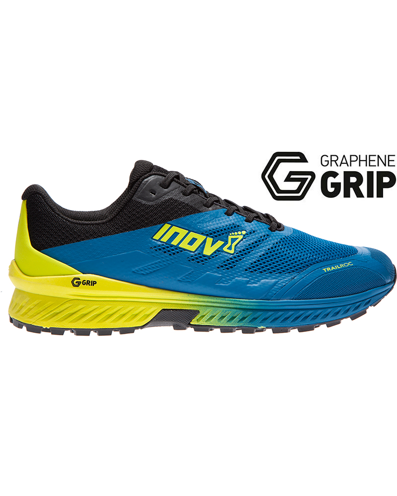 Inov-8 Men's Trailroc G 280 Graphene Grip Trail Running Shoes 0