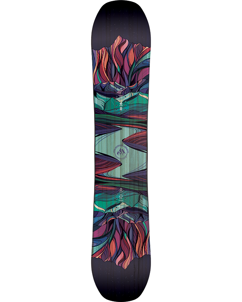 Jones Women's Twin Sister Snowboard 2019 / 2020 No Colour 0