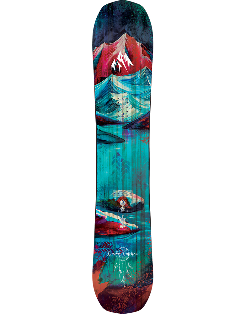 Jones Women's Dream Catcher Snowboard 2019 / 2020 No Colour 0