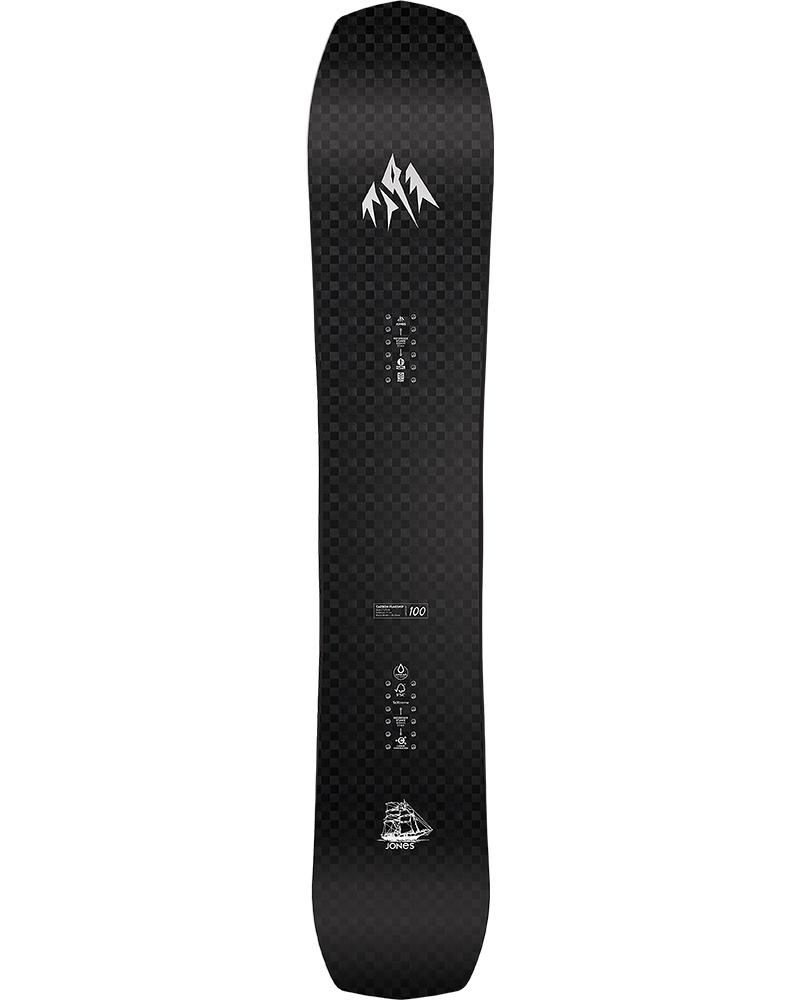 Jones Men's Carbon Flagship Snowboard 2019 / 2020 No Colour 0