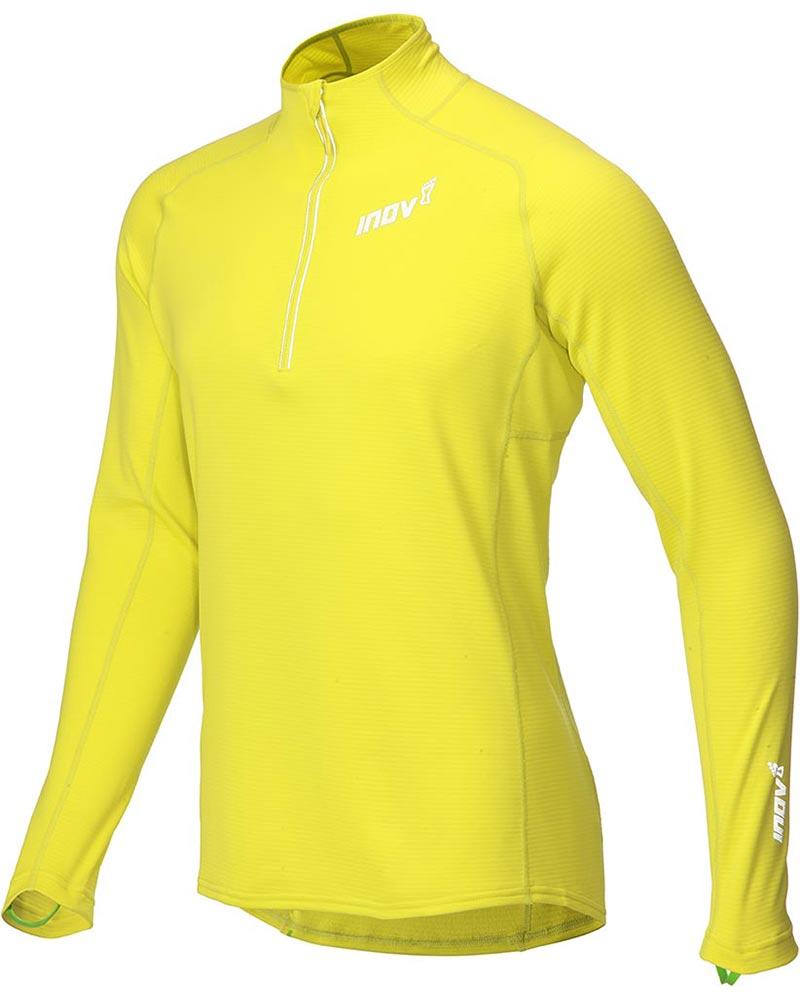 Inov-8 Men's Technical Mid Half Zip Top Yellow 0
