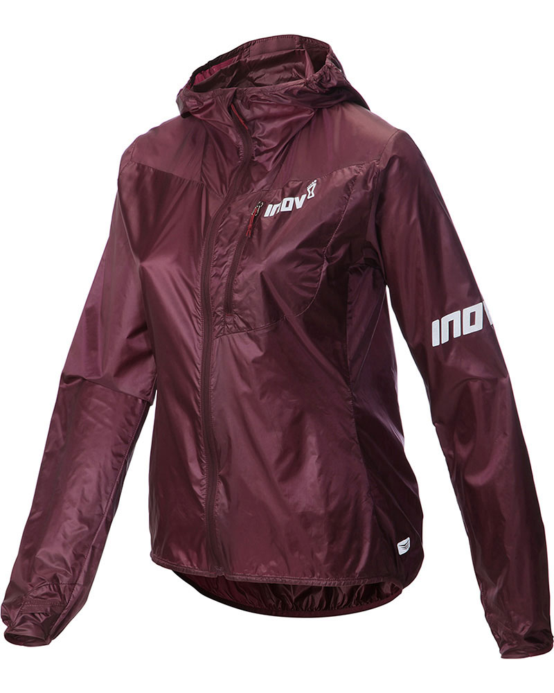 Inov-8 Women's Full Zip Windshell Jacket 0