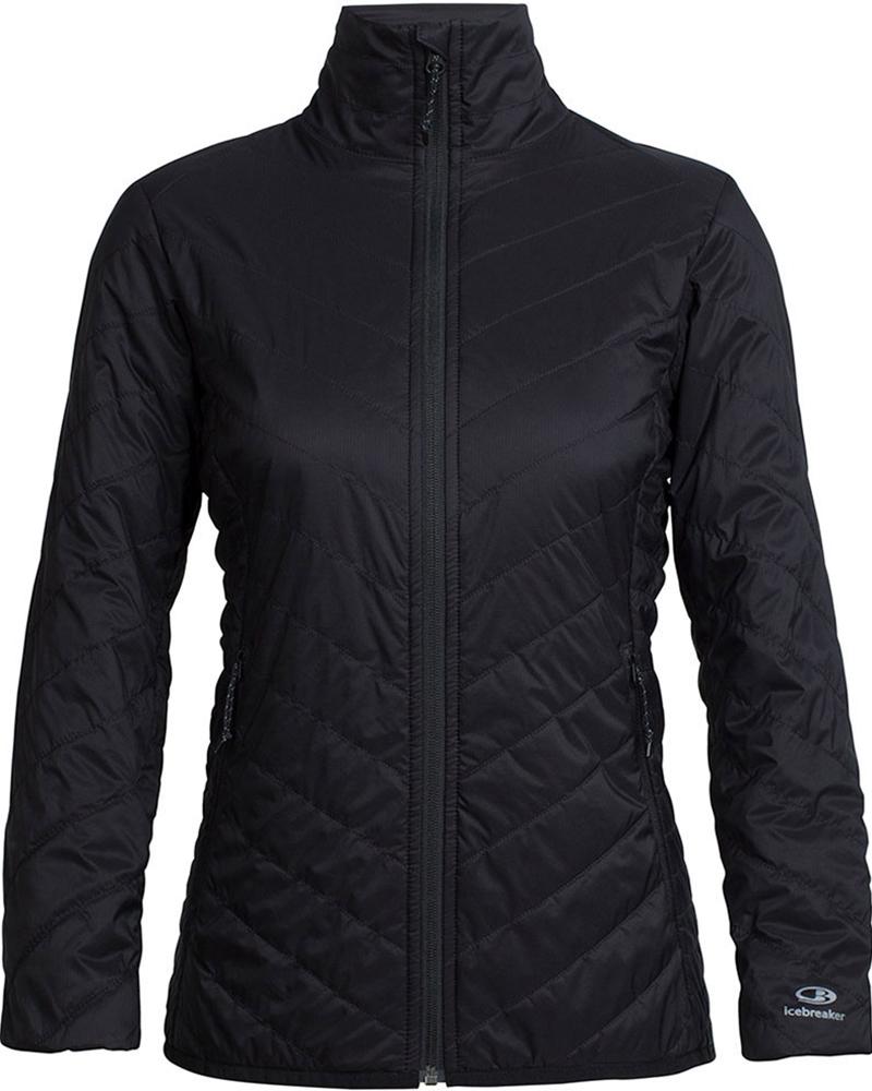 Icebreaker Women's Merino Hyperia Lite Pertex Quantum Jacket 0