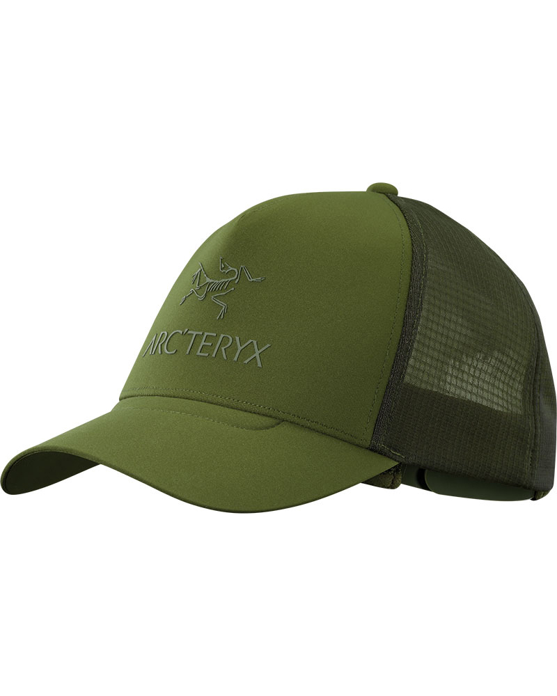 Arc'teryx Logo Trucker Hat 0