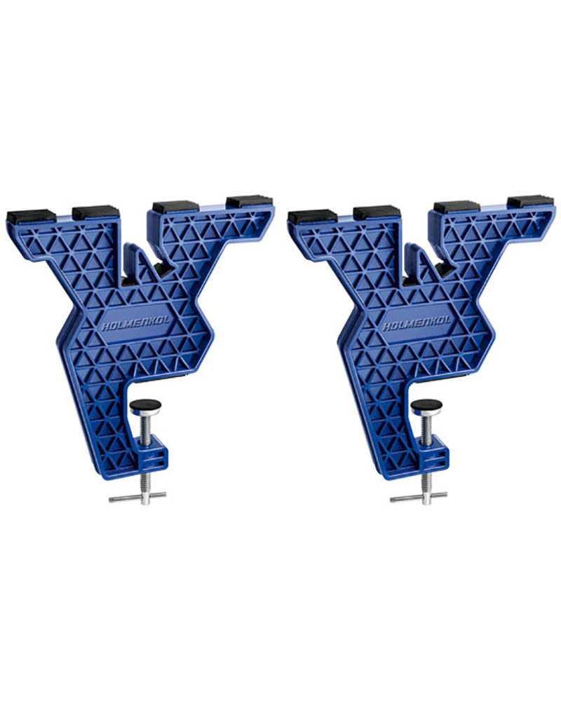 Holmenkol Board / Freeride Fix Ski and Snowboard Vice Set 0
