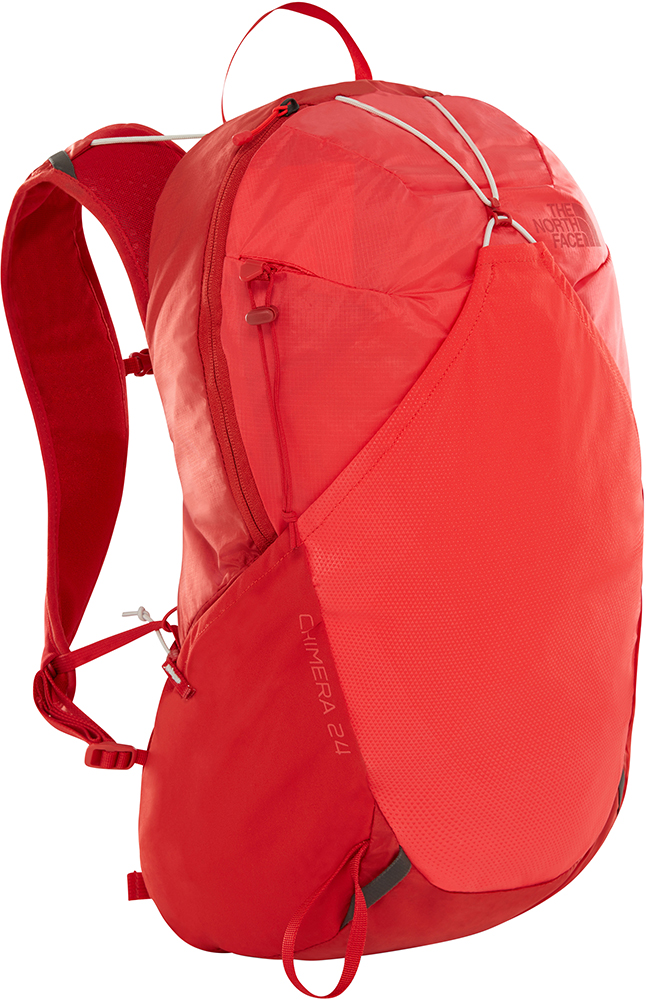 The North Face Women's Chimera 24 Backpack Pompeian Red/Juicy Red 0