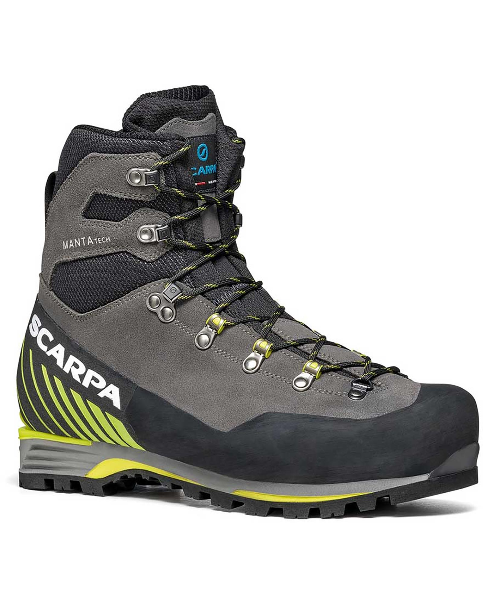 Scarpa Men's Manta Tech GORE-TEX Mountaineering Boots 0