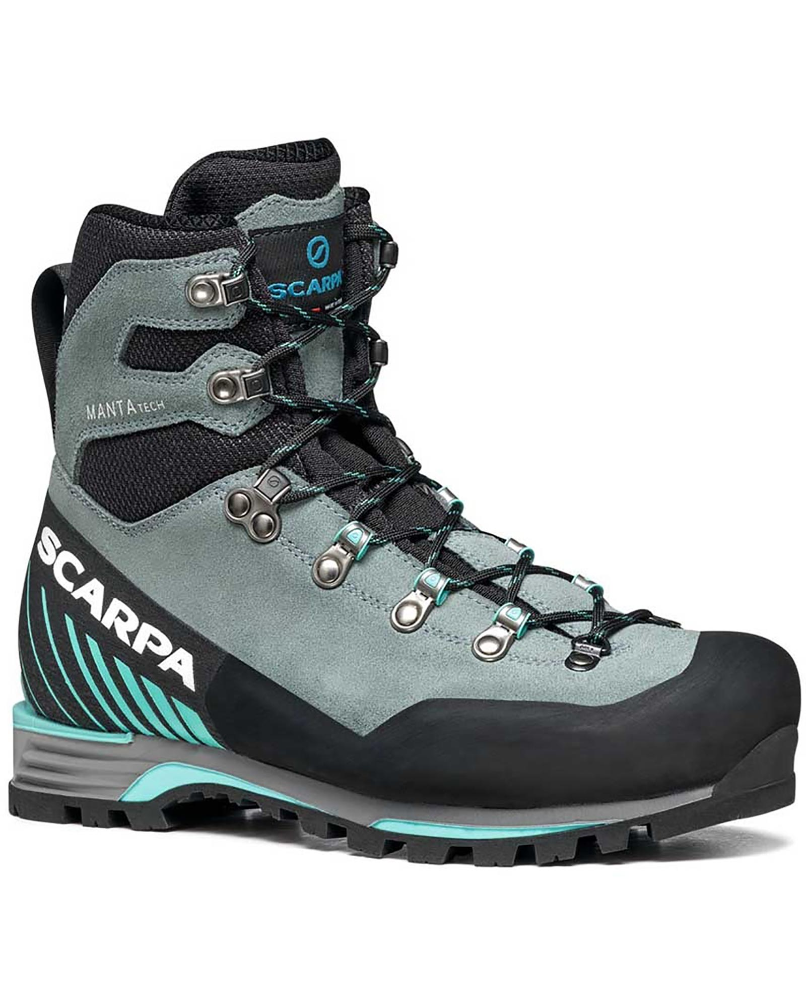 Scarpa Women's Manta Tech GORE-TEX Mountaineering Boots 0