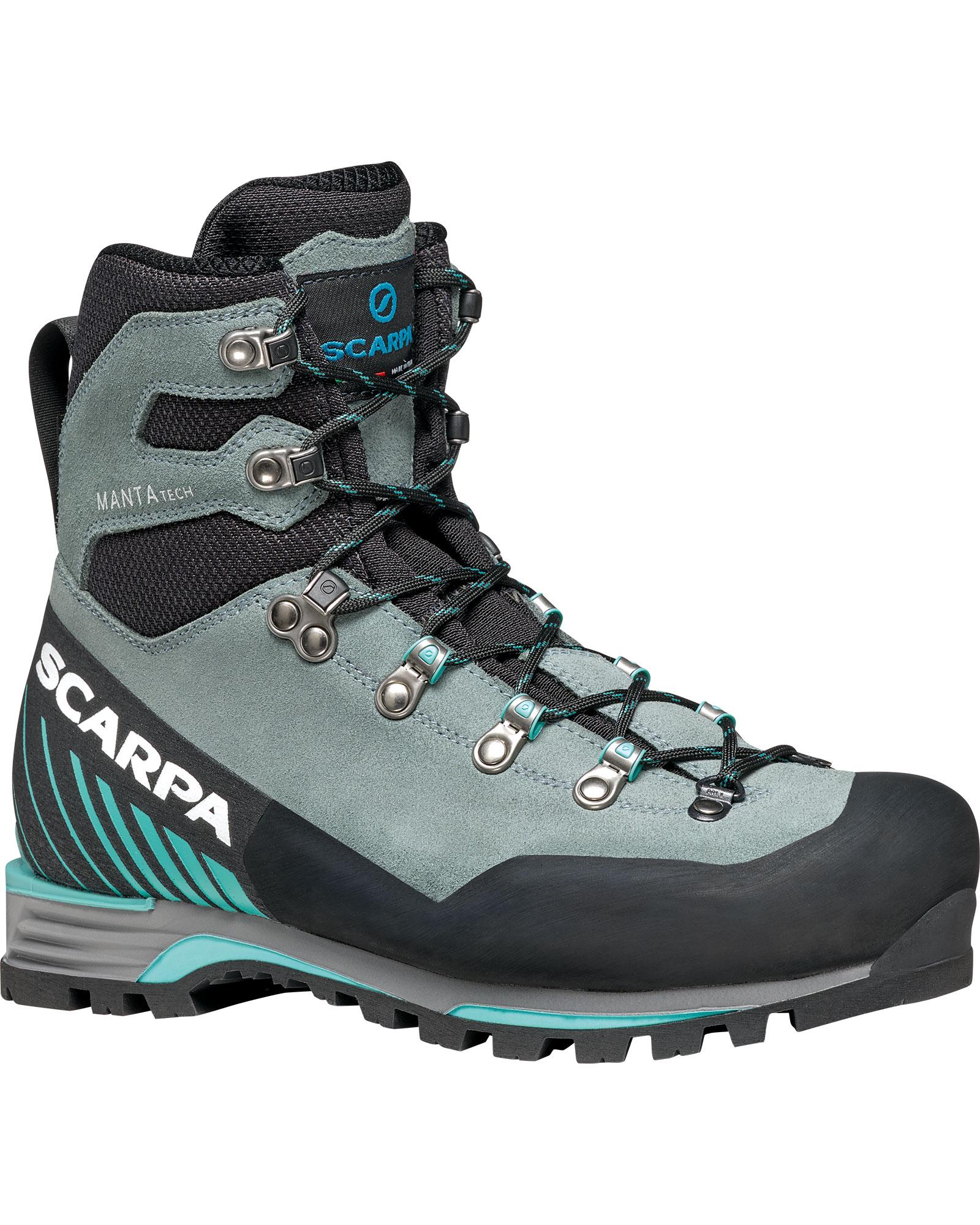Scarpa Women's Manta Tech GORE-TEX Mountaineering Boots 0