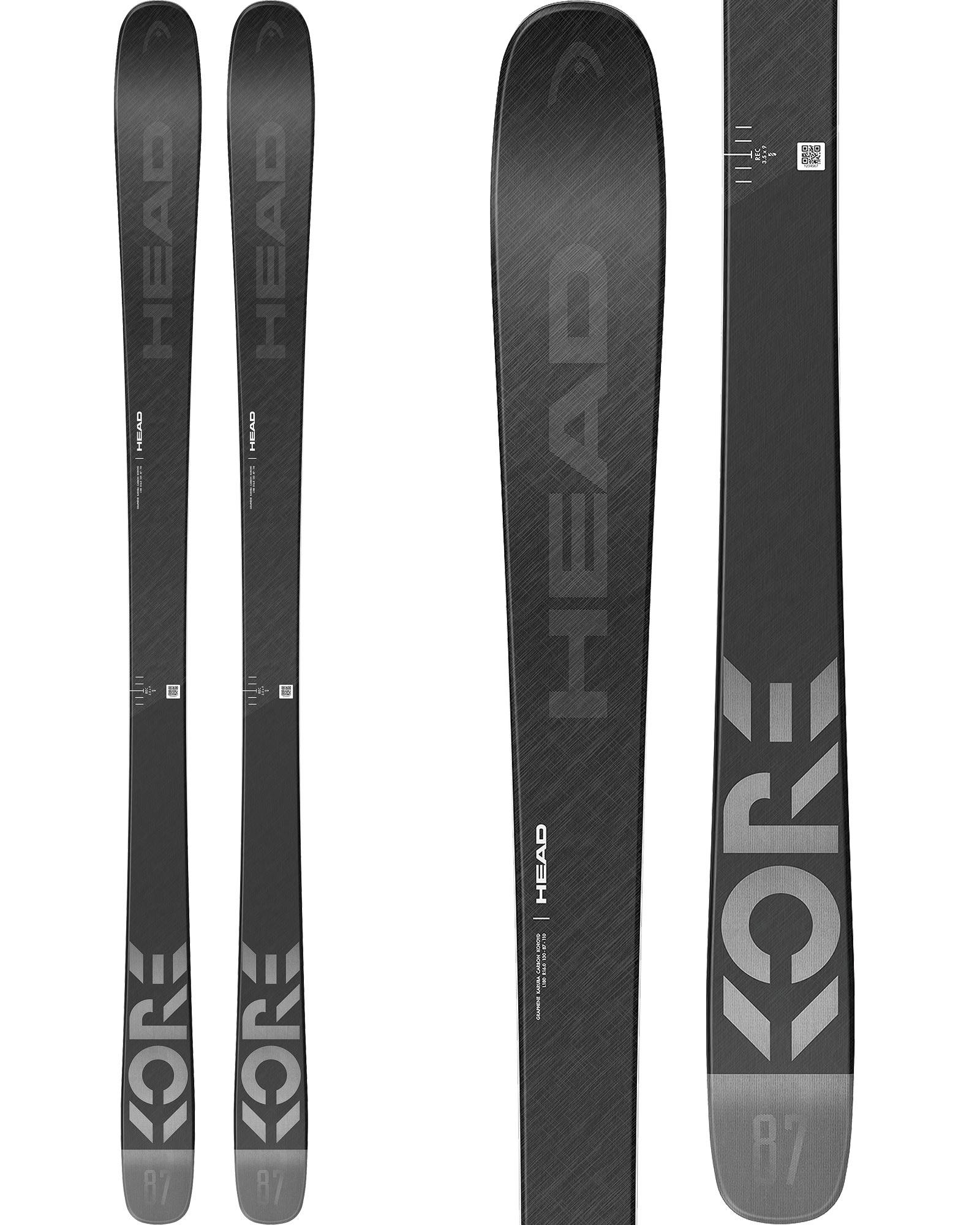 Head Men's Kore 87 All Mountain Skis 2020 / 2021 0